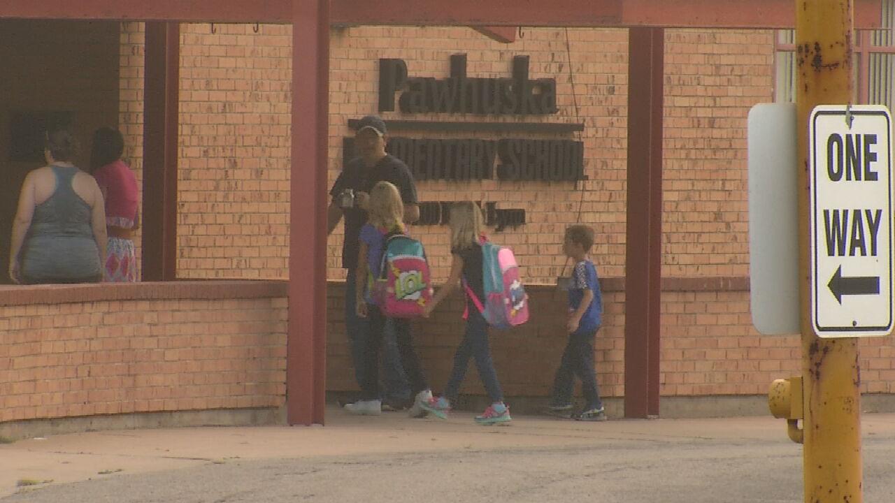 Pawhuska School Board Issues Mask Mandate