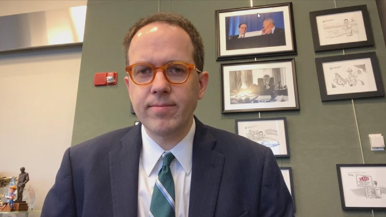 Tulsa Mayor Bynum Addresses BLM Mural, Mask Mandate Success, & More