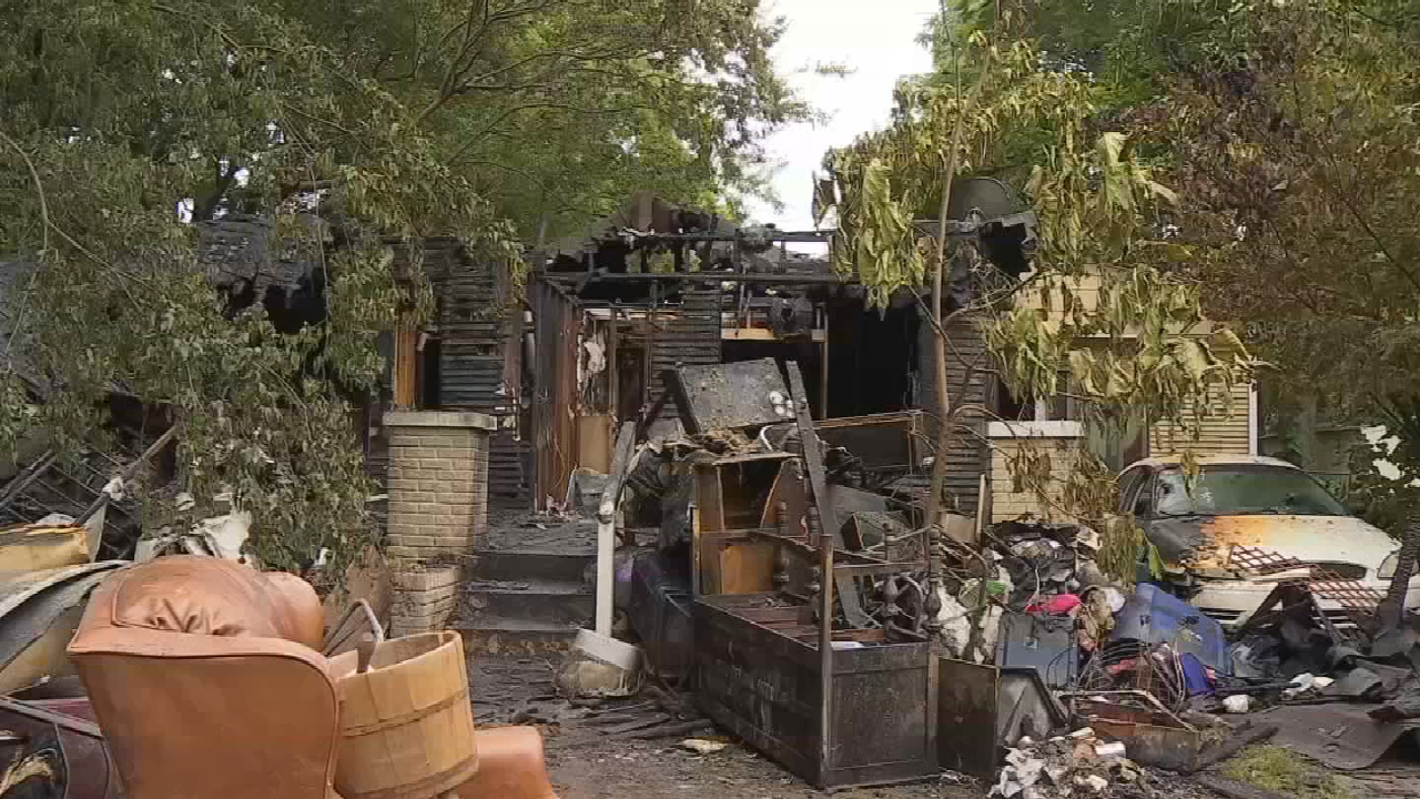 Tulsa Firefighters Suspect Arson After House Catches Fire Twice In 1 Night; 1 Person Dead