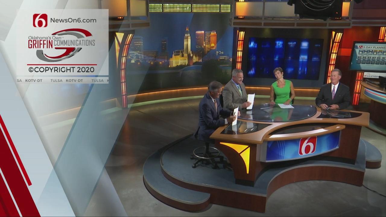News On 6 10 p.m. Newscast (August 11)