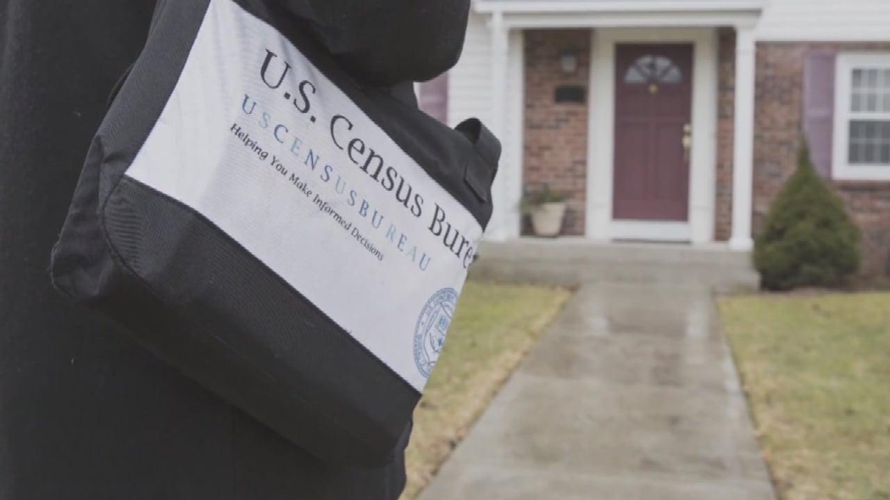 Census Workers Go Door-To-Door As Deadline Closes In