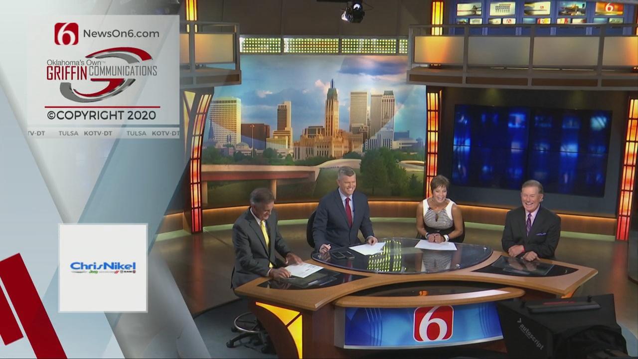 News On 6 6 p.m. Newscast (August 12)