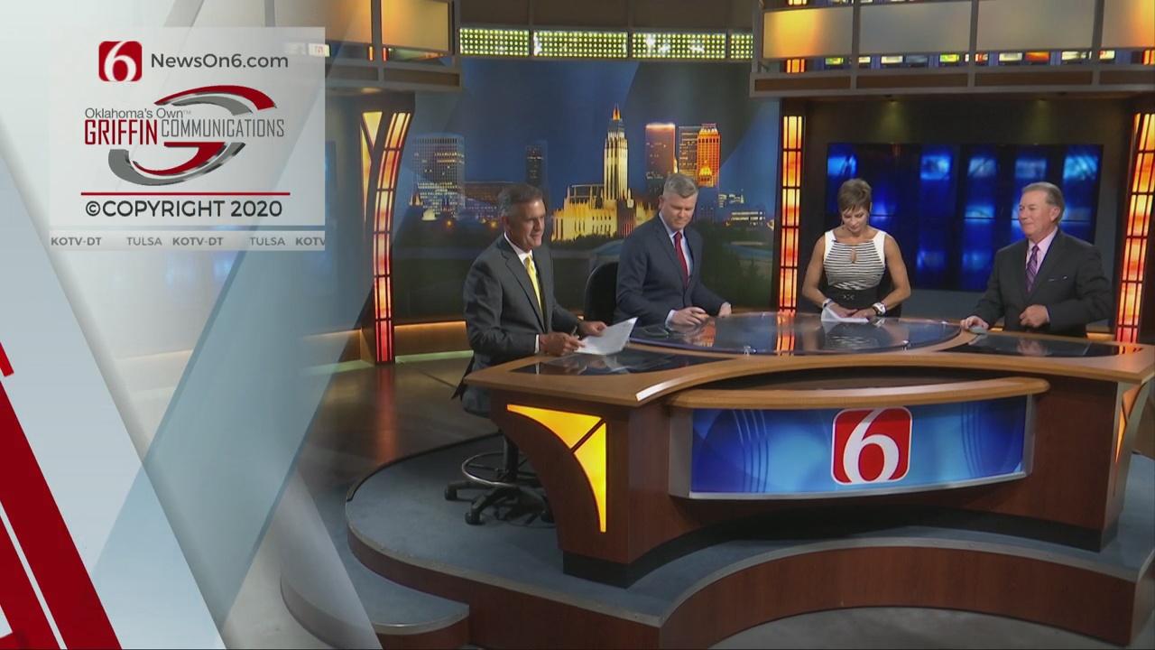 News On 6 10 p.m. Newscast (August 12)