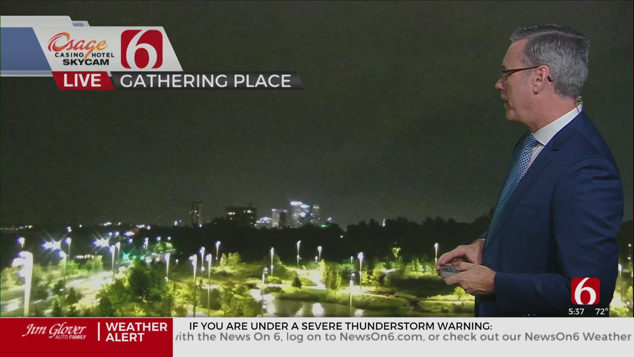 Morning Forecast With Alan Crone