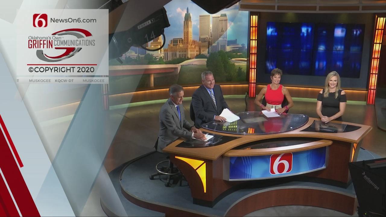 News On 6 6 p.m. Newscast (Aug. 13)