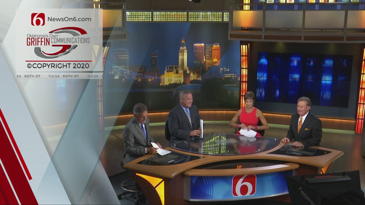 News On 6 10 p.m. Newscast (Aug. 13)
