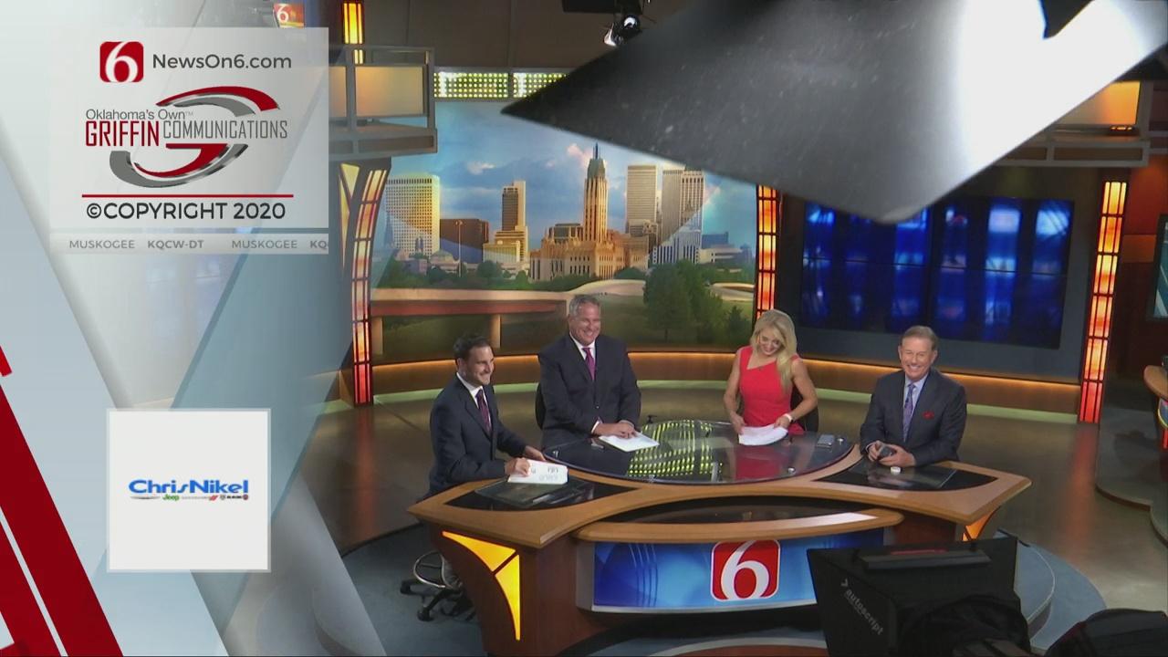 News On 6 6 p.m. Newscast (Aug. 14)