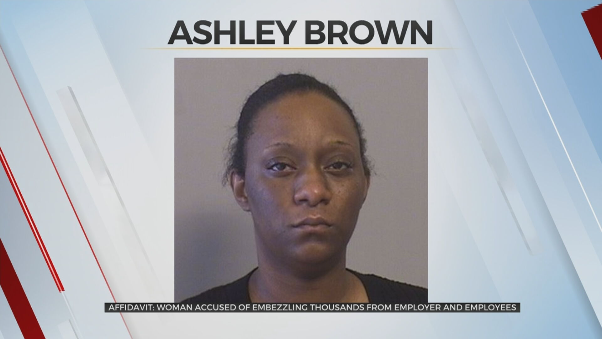 Woman Accused Of Embezzling Thousands From Employer, Employees