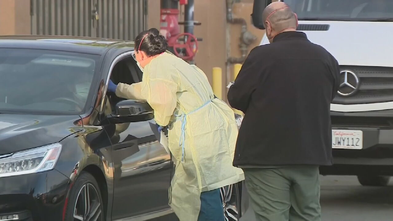 Muscogee County Health Department Begins Drive-Thru Testing For COVID-19