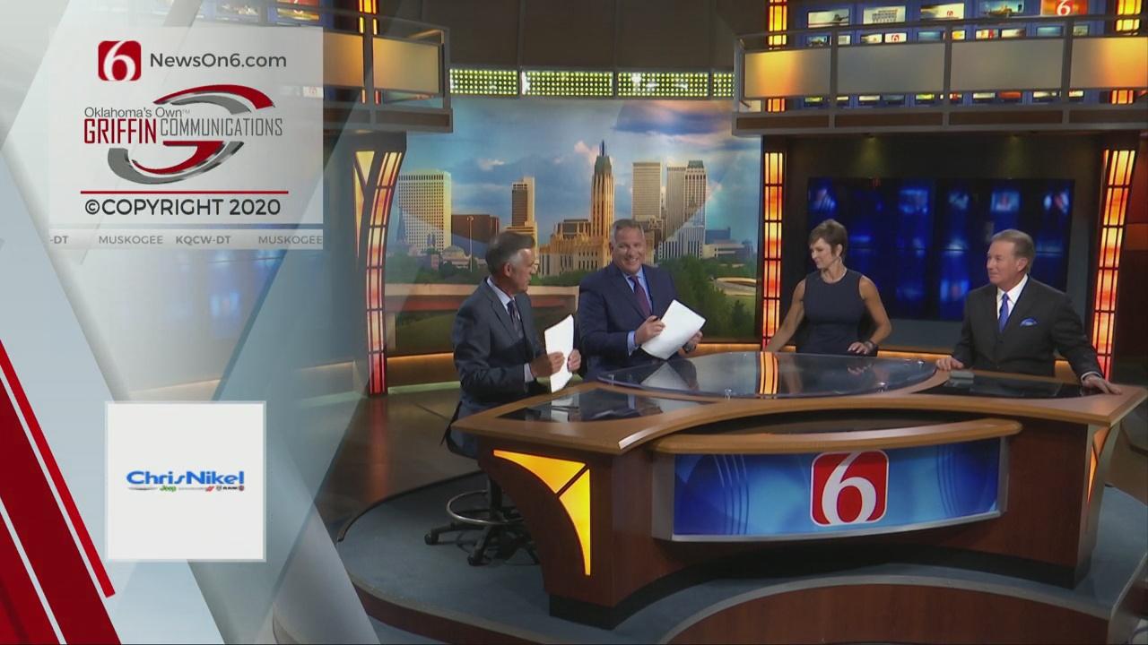 News On 6 6 p.m. Newscast (Aug. 17)