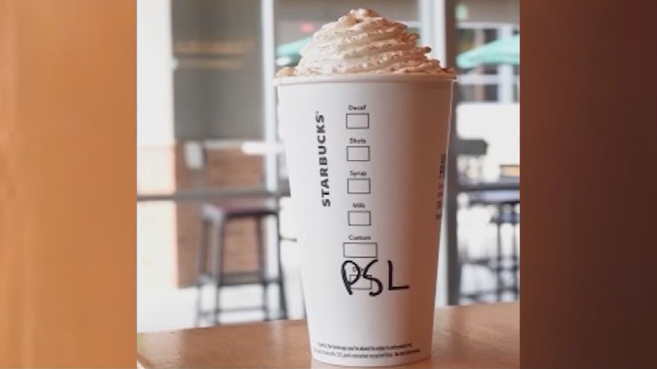 Something To Talk About: The Pumpkin Spice Latte Is Back Early