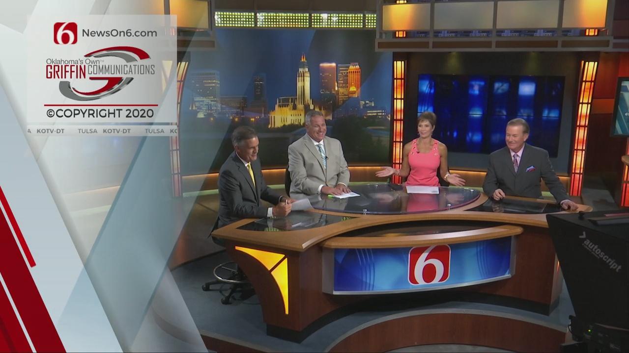 News On 6 10 p.m. Newscast (Aug. 18)