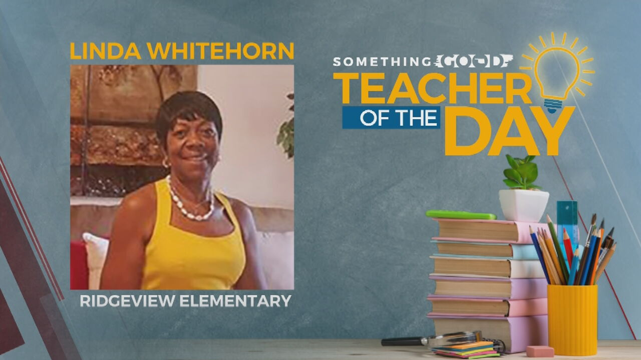 Something Good: Teacher Of The Day