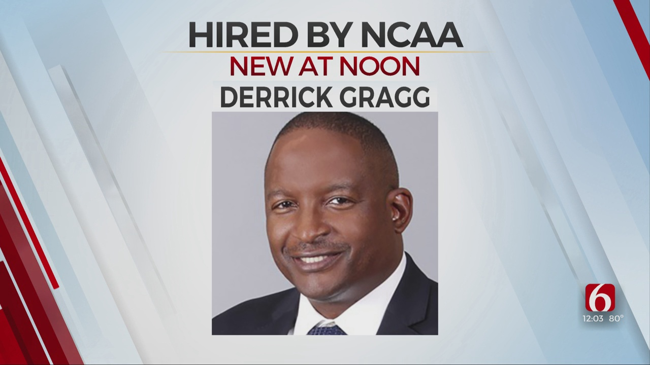 TU Athletic Director Derrick Gragg To Become NCAA VP Of Inclusion, Education