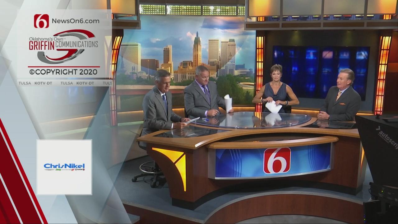 News On 6 6 p.m. Newscast (Aug. 19)