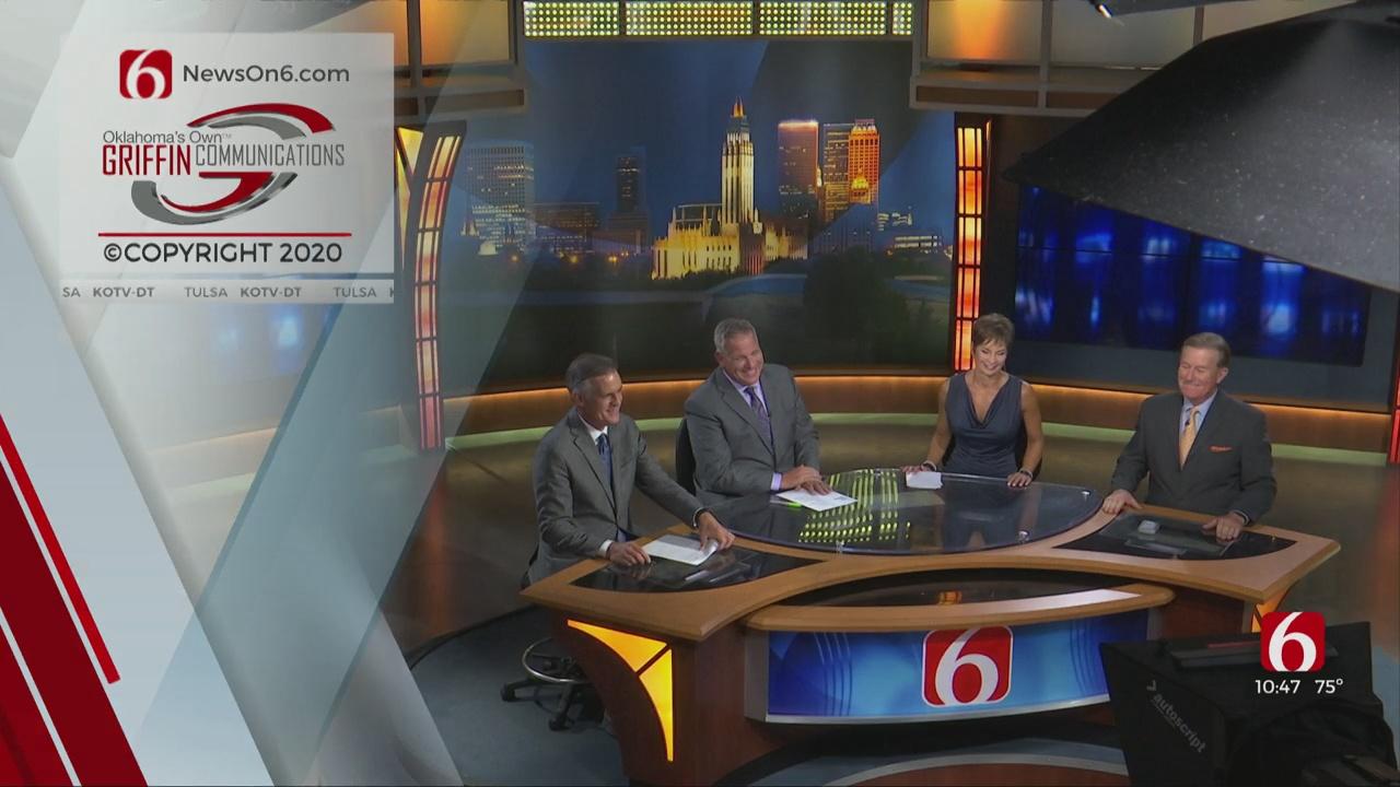 News On 6 10 p.m. Newscast (Aug. 19)