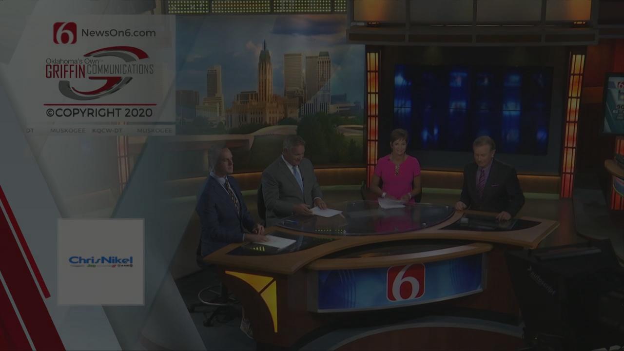 News On 6 6 p.m. Newscast (Aug. 20)
