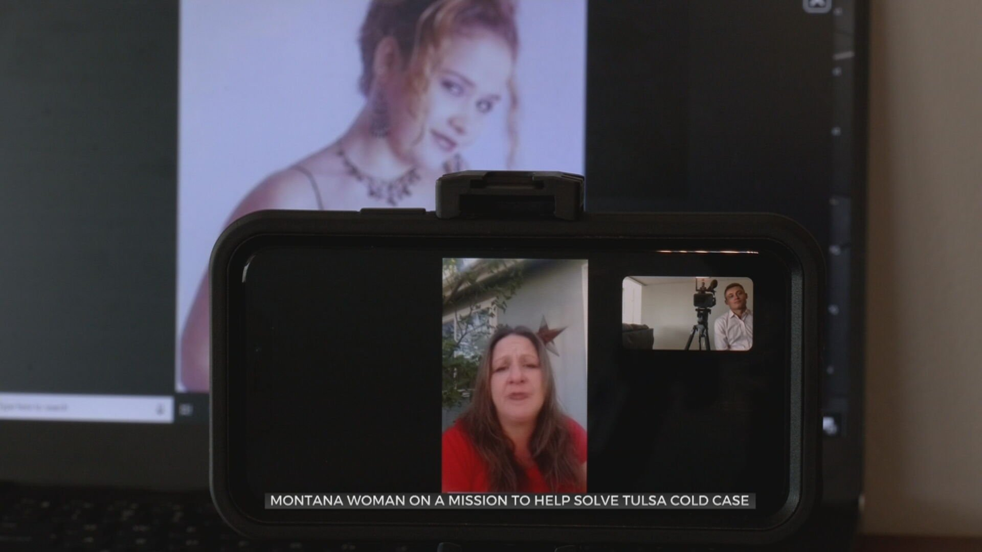 Montana Mother, Daughter On Mission To Help Solve Tulsa Cold Case