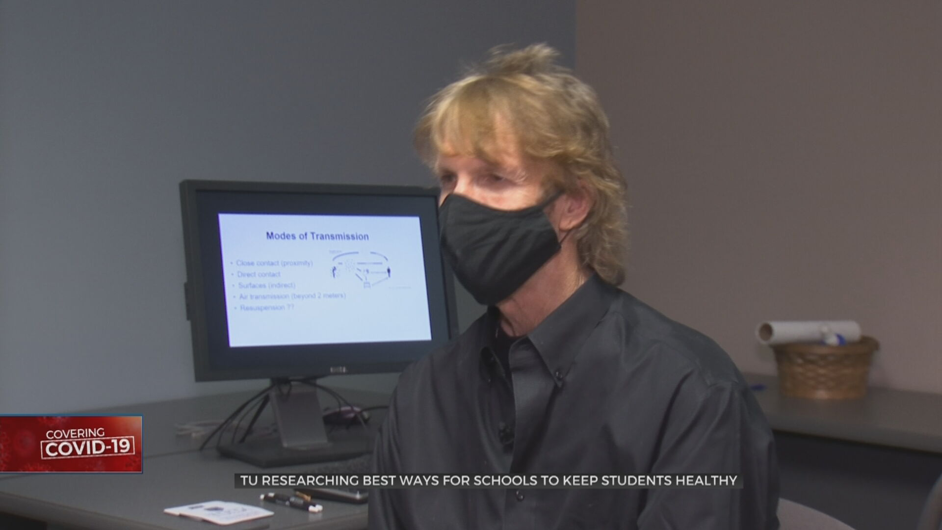 TU Research Shows Best Practices For Schools To Keep Students Healthy Indoors
