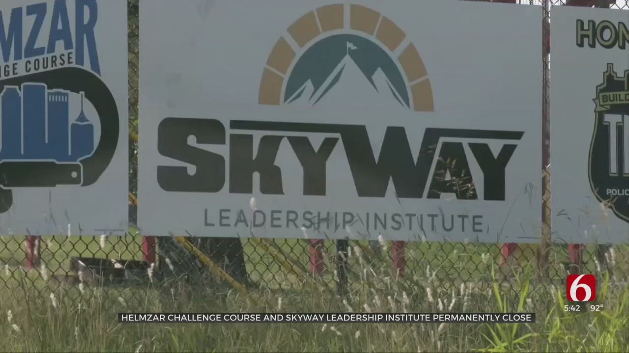 Skyway Leadership Institute, Home To Helzmar Challenge Course, To Close Permanently