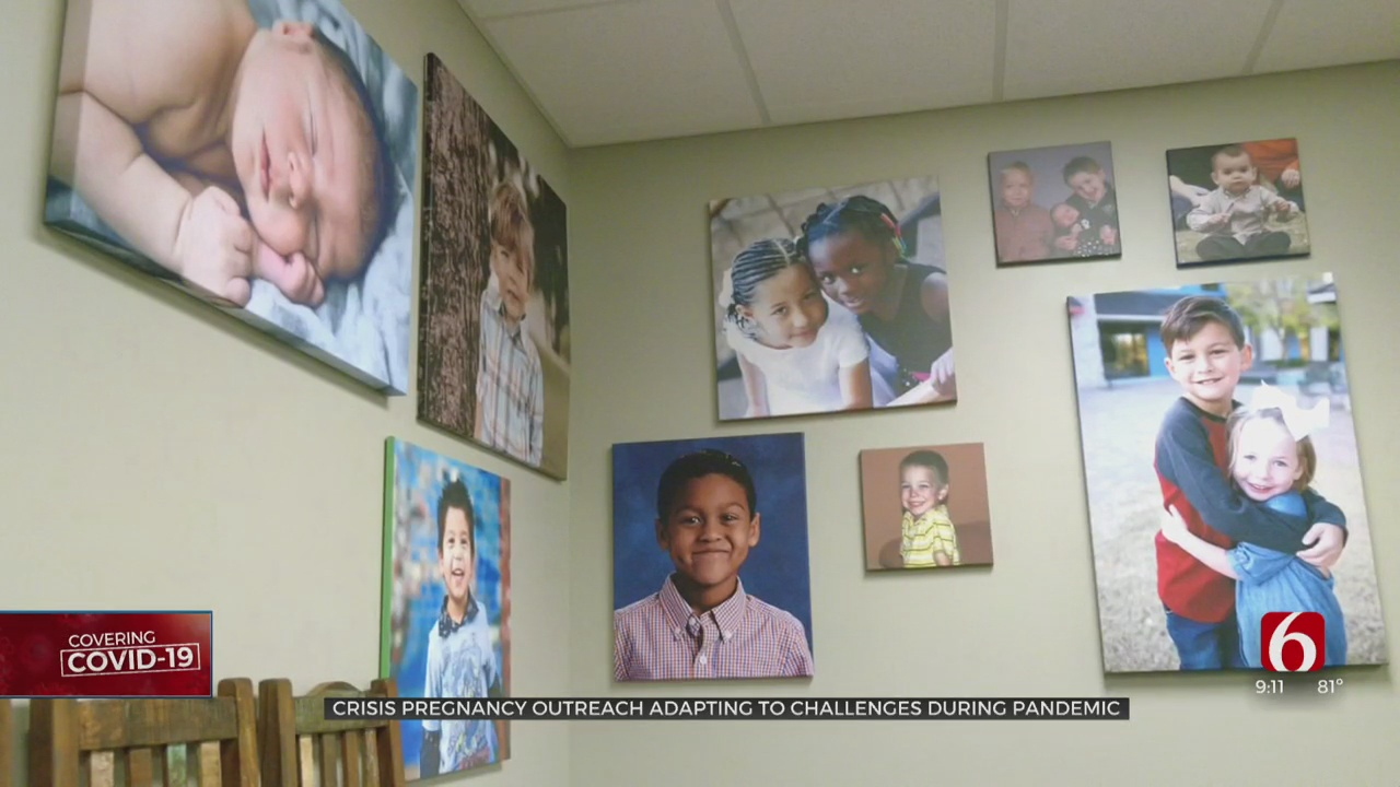 Tulsa Adoptions Non-Profit Forced To Adapt Operations Due To COVID-19
