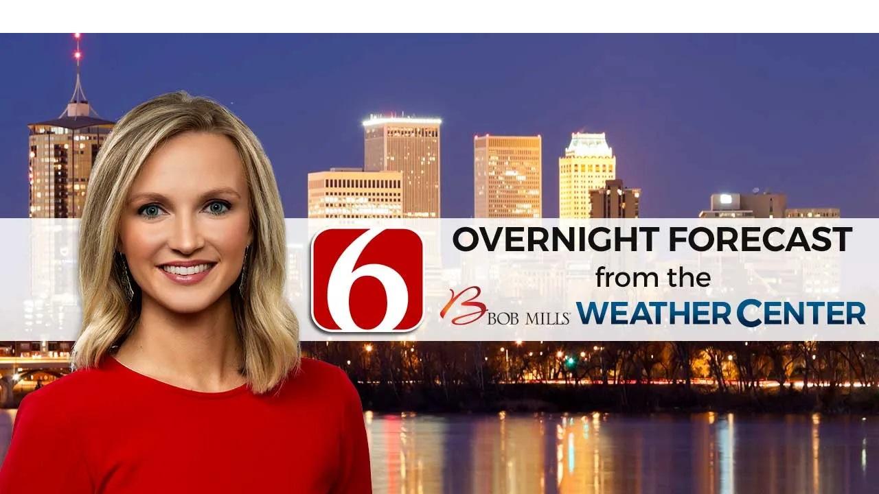 Monday Forecast With Stacia Knight