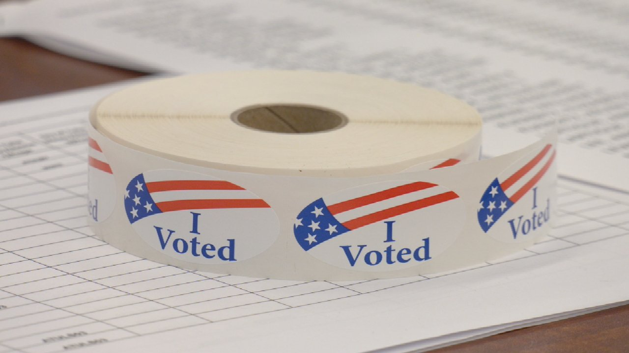 Deadline Arrives To Hand-Deliver Absentee Ballots