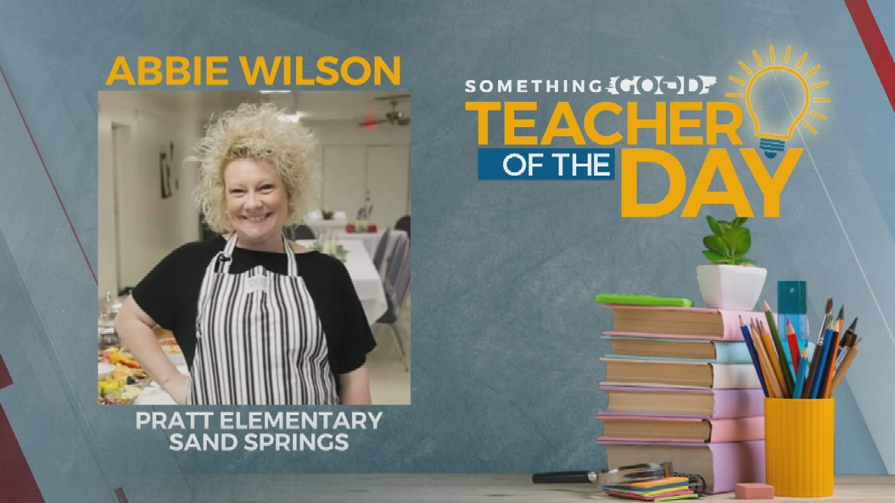 Teacher Of The Day: Abbie Wilson