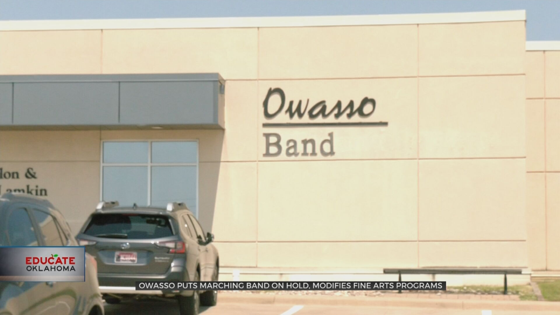 Owasso Puts Marching Band On Hold, Modifies Fine Arts Programs