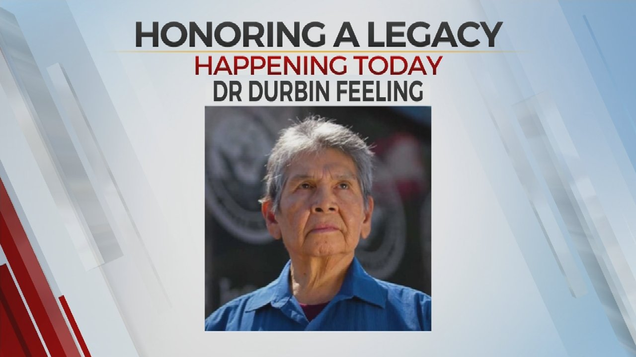 Man Credited With Writing Cherokee Dictionary To Be Laid To Rest