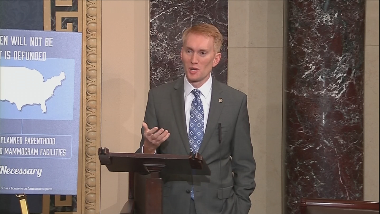 Sen. Lankford Joins Bipartisan Bill To Forgive PPP Loans