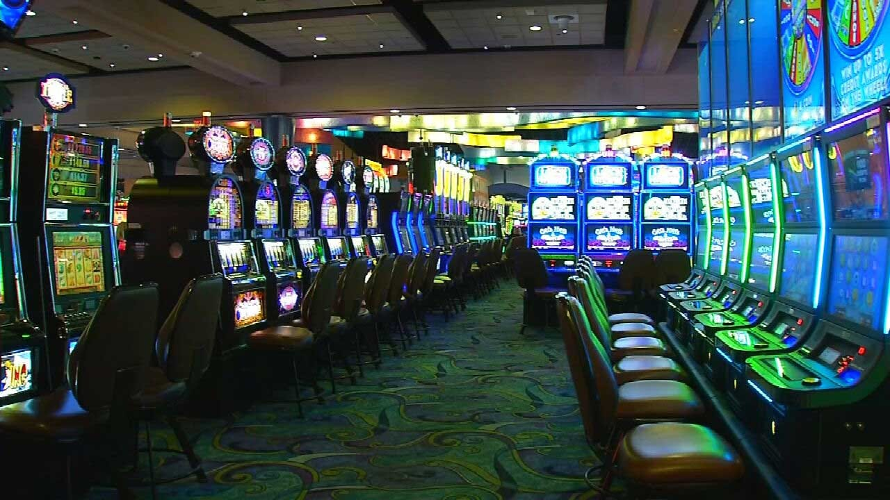 Oklahoma Indian Gaming Association Reports Drop In Fees Paid To The State