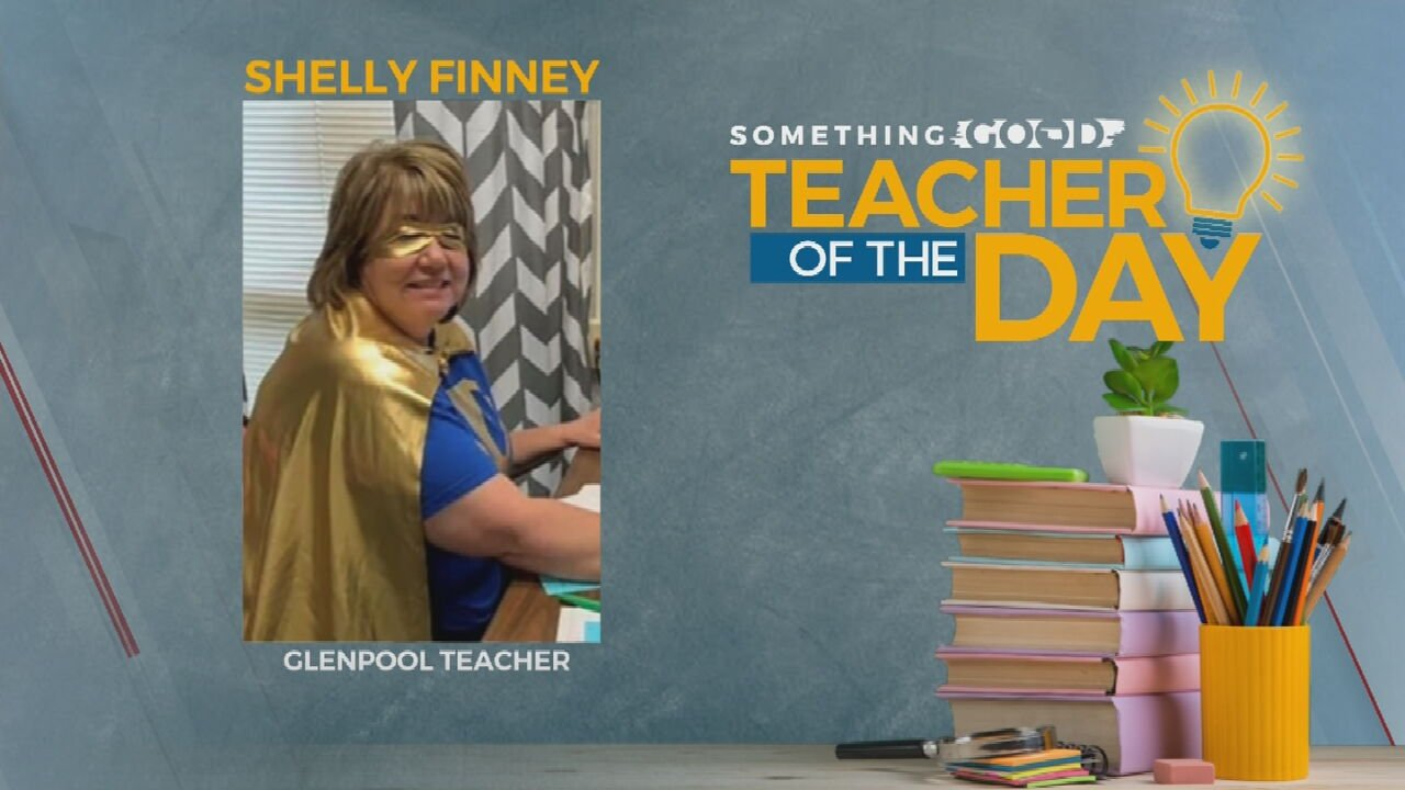 Teacher Of The Day: Shelly Finney