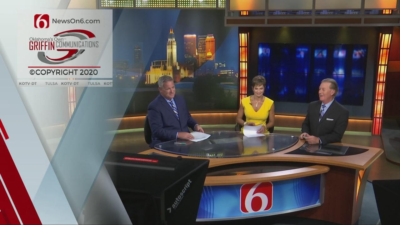 News On 6 10 p.m. Newscast (Aug. 25)