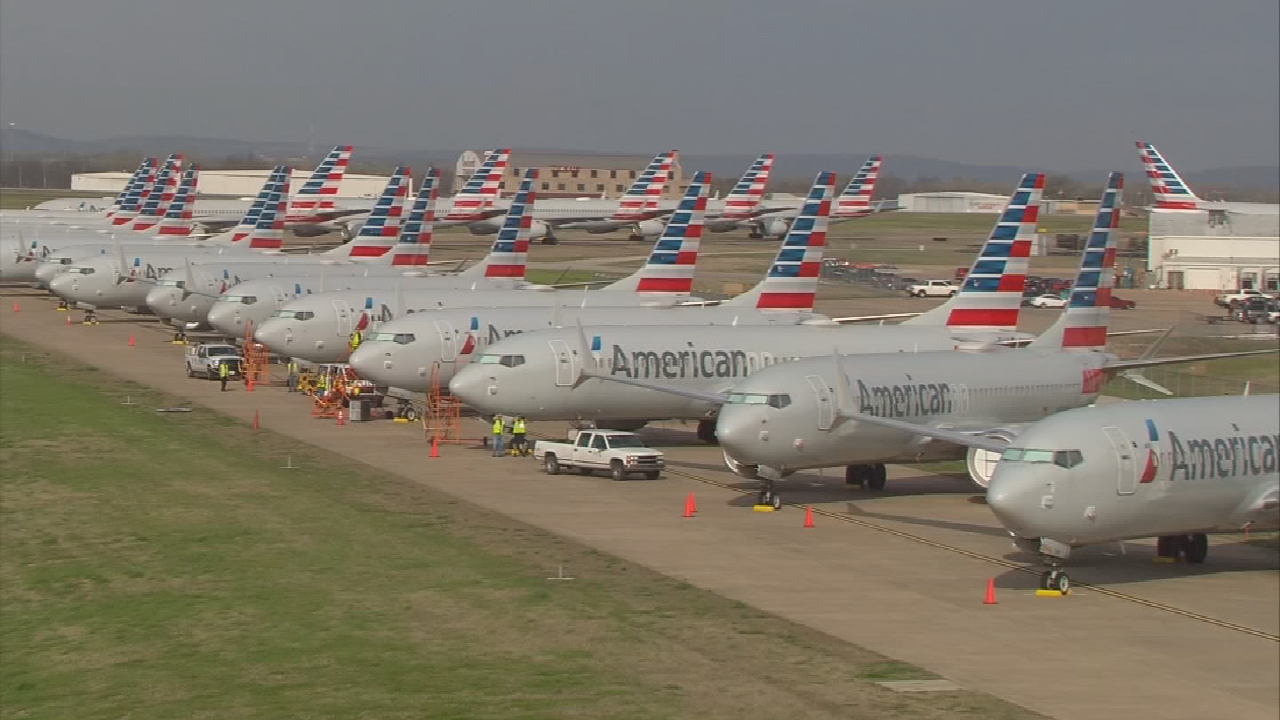 Transport Workers Union Responds To American Airlines Layoff Announcement