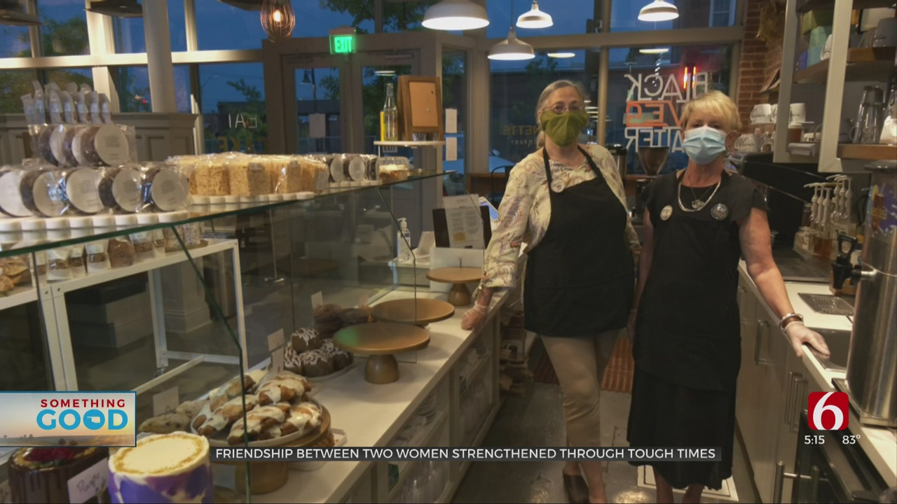 Camaraderie Built Through Bakery Helps 2 Tulsans Navigate Life's Challenges