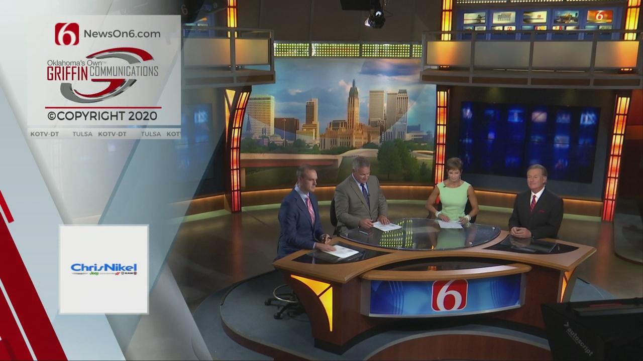 News On 6 6 p.m. Newscast (Aug. 26)