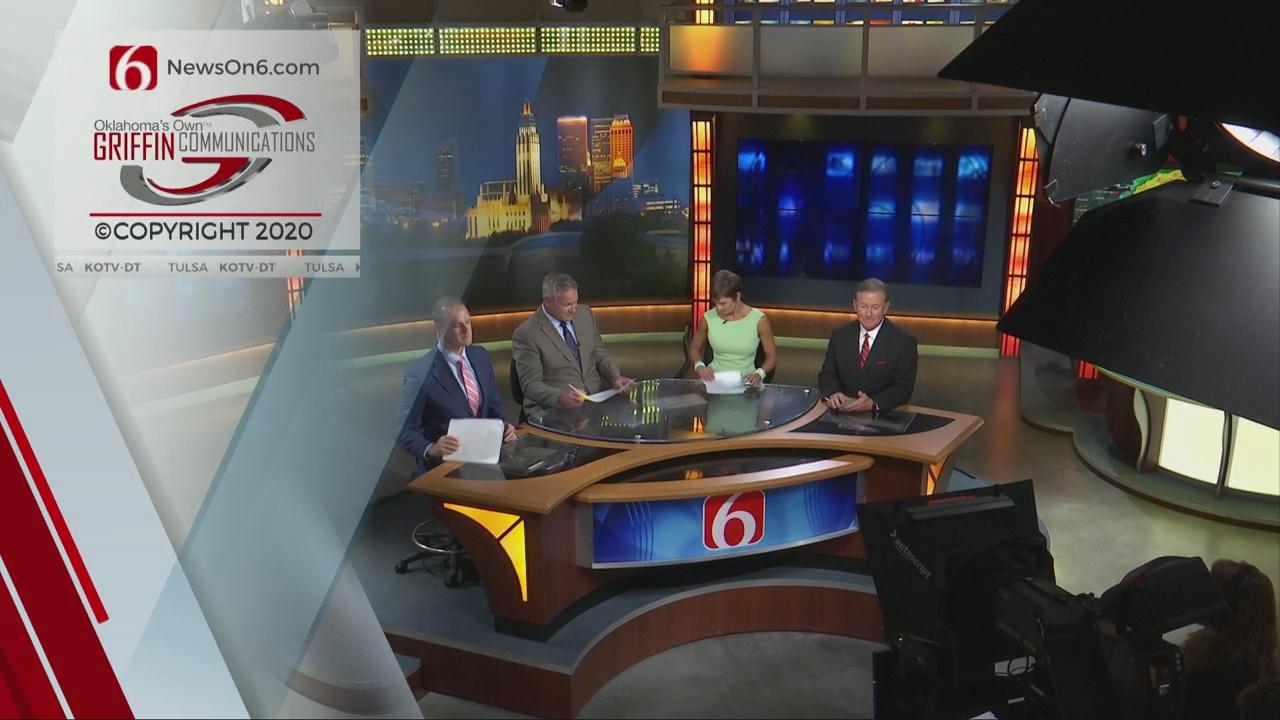 News On 6 10 p.m. Newscast (Aug. 26)