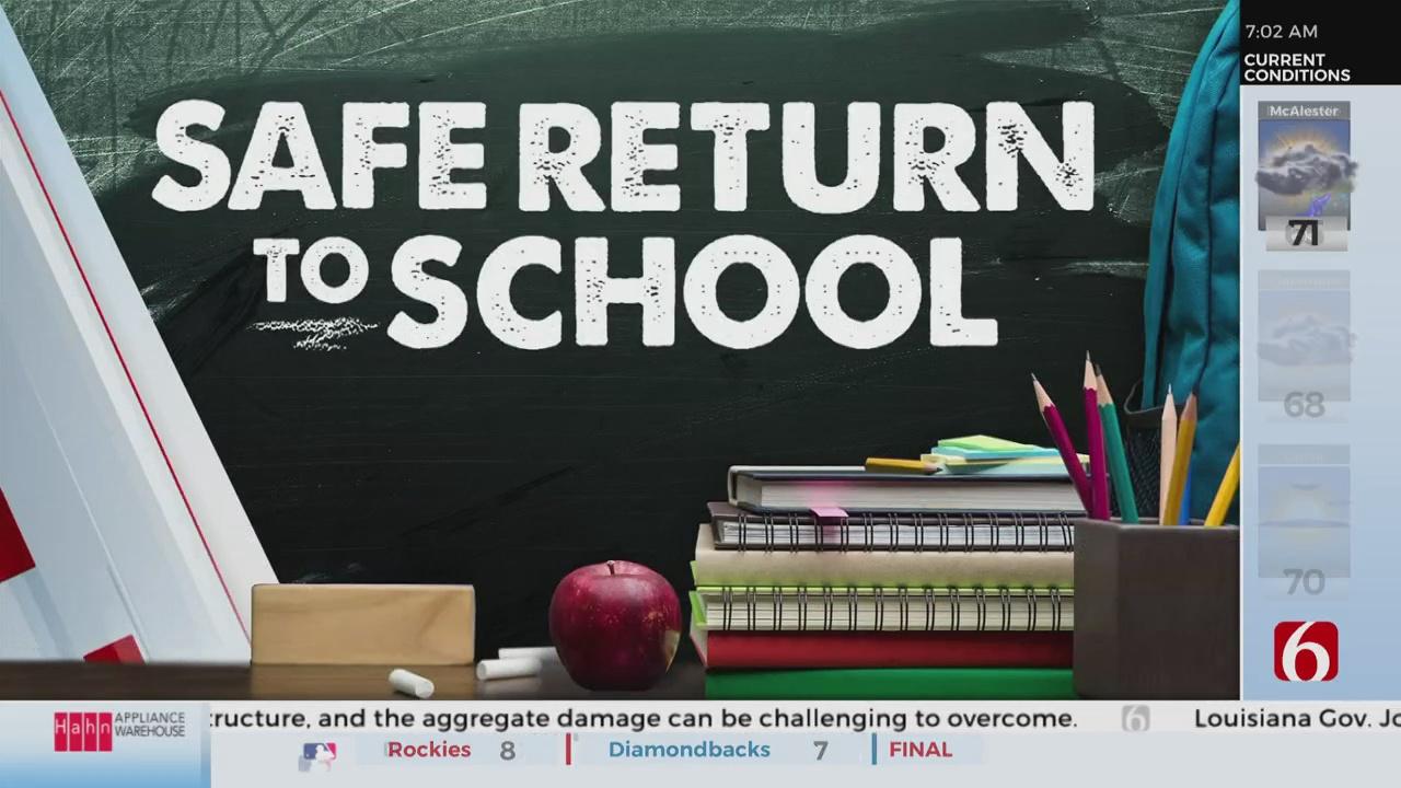 Claremore Public Schools Return To Class