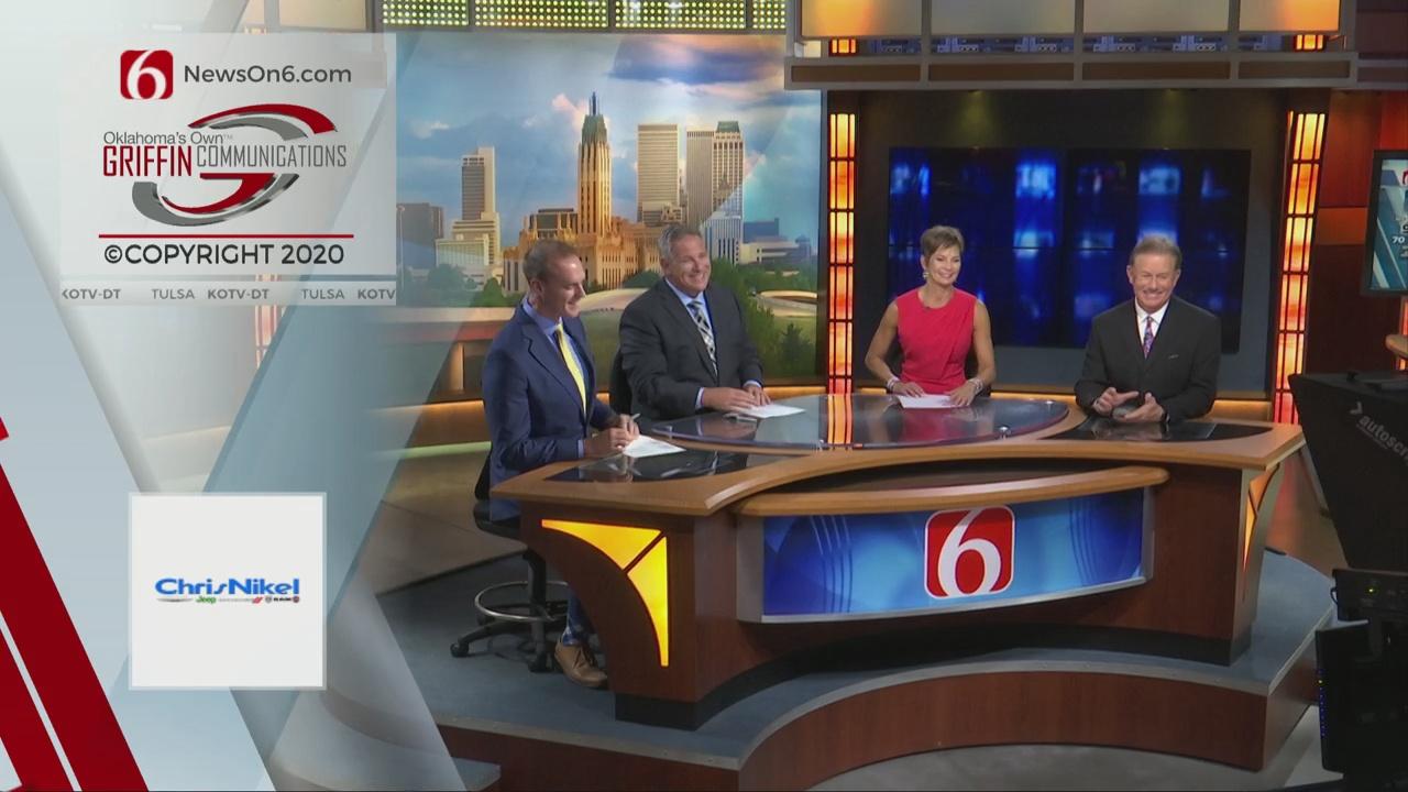 News On 6 6 p.m. Newscast (Aug. 27)