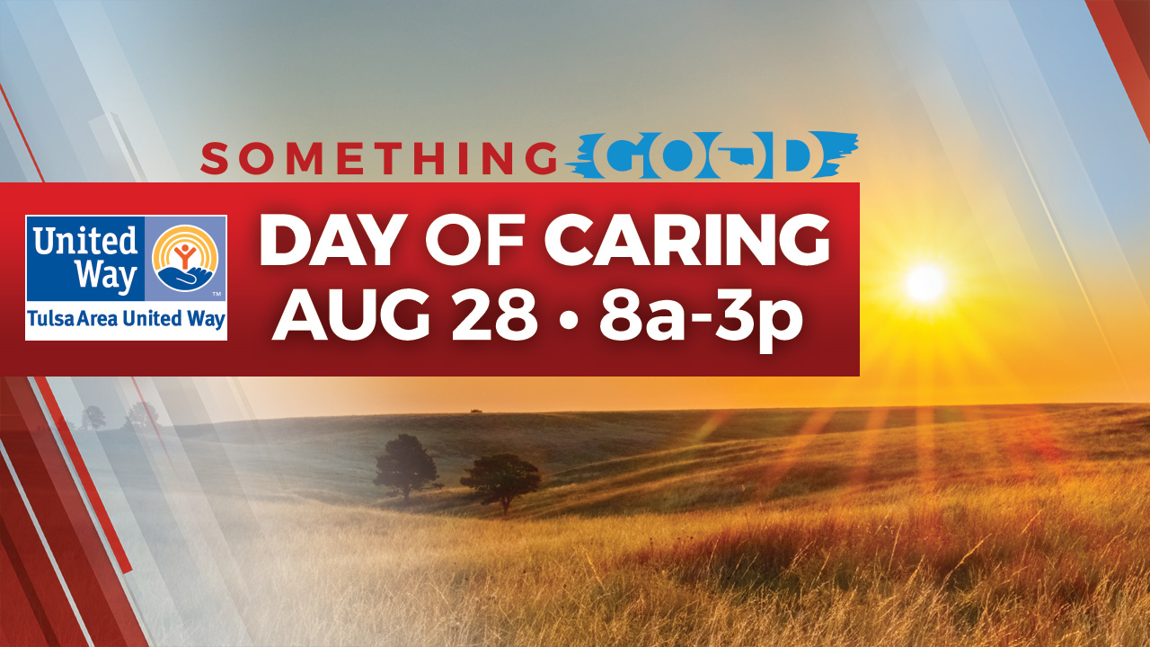 Watch: United Way Holds Day Of Caring