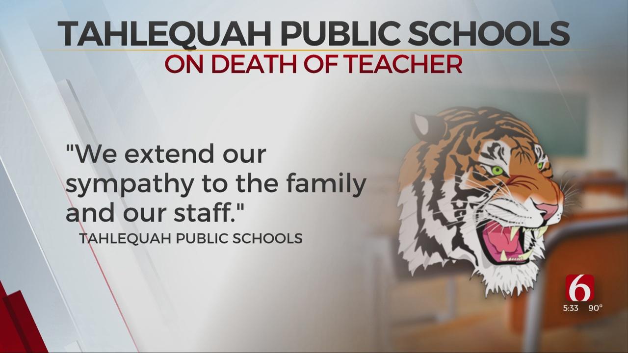Tahlequah Teacher Dies Of Heart Attack; School District Announces Class Adjustments