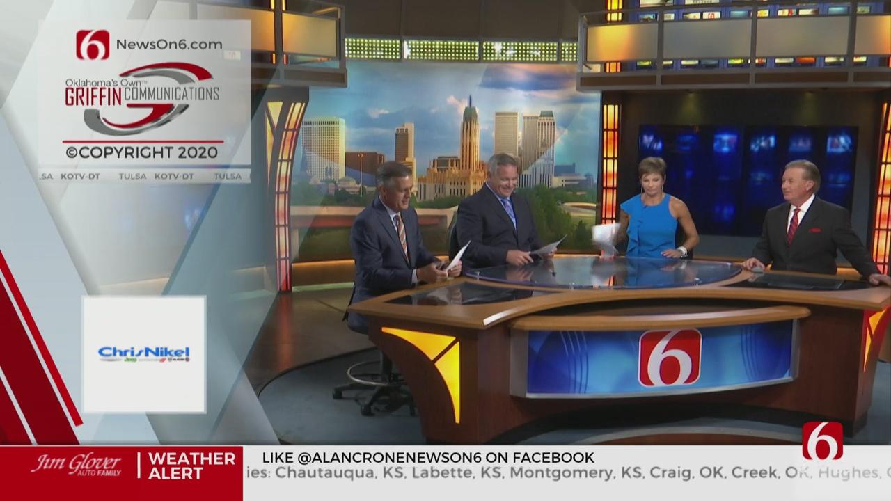 News On 6 6 p.m. Newscast (Aug. 31)