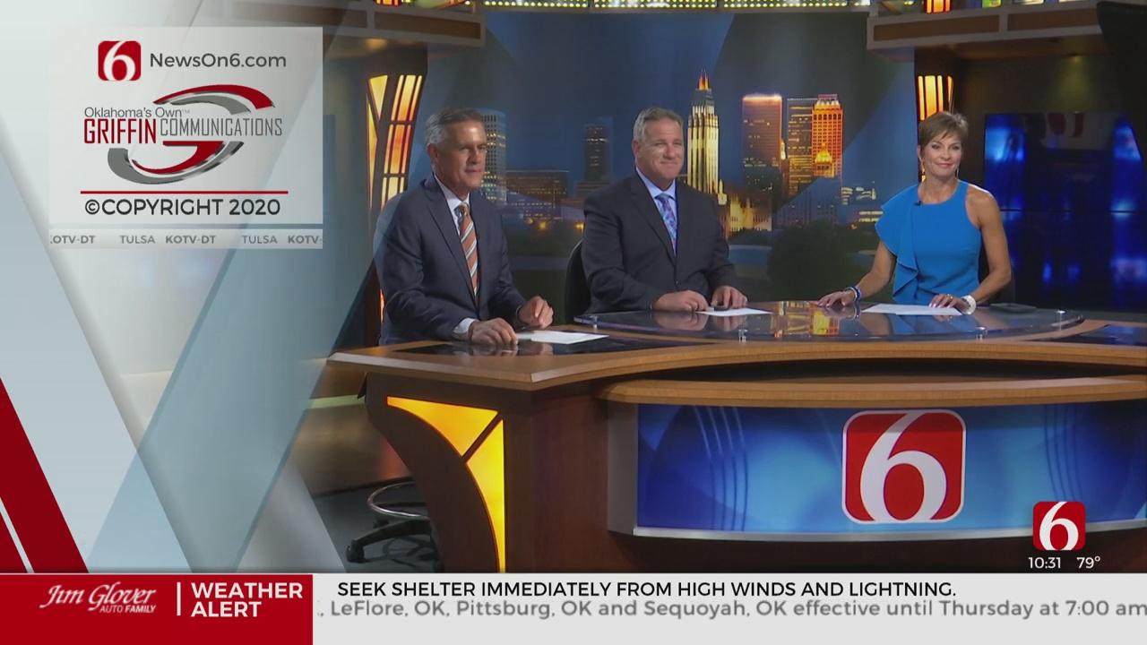 News On 6 10 p.m. Newscast (Aug. 31)