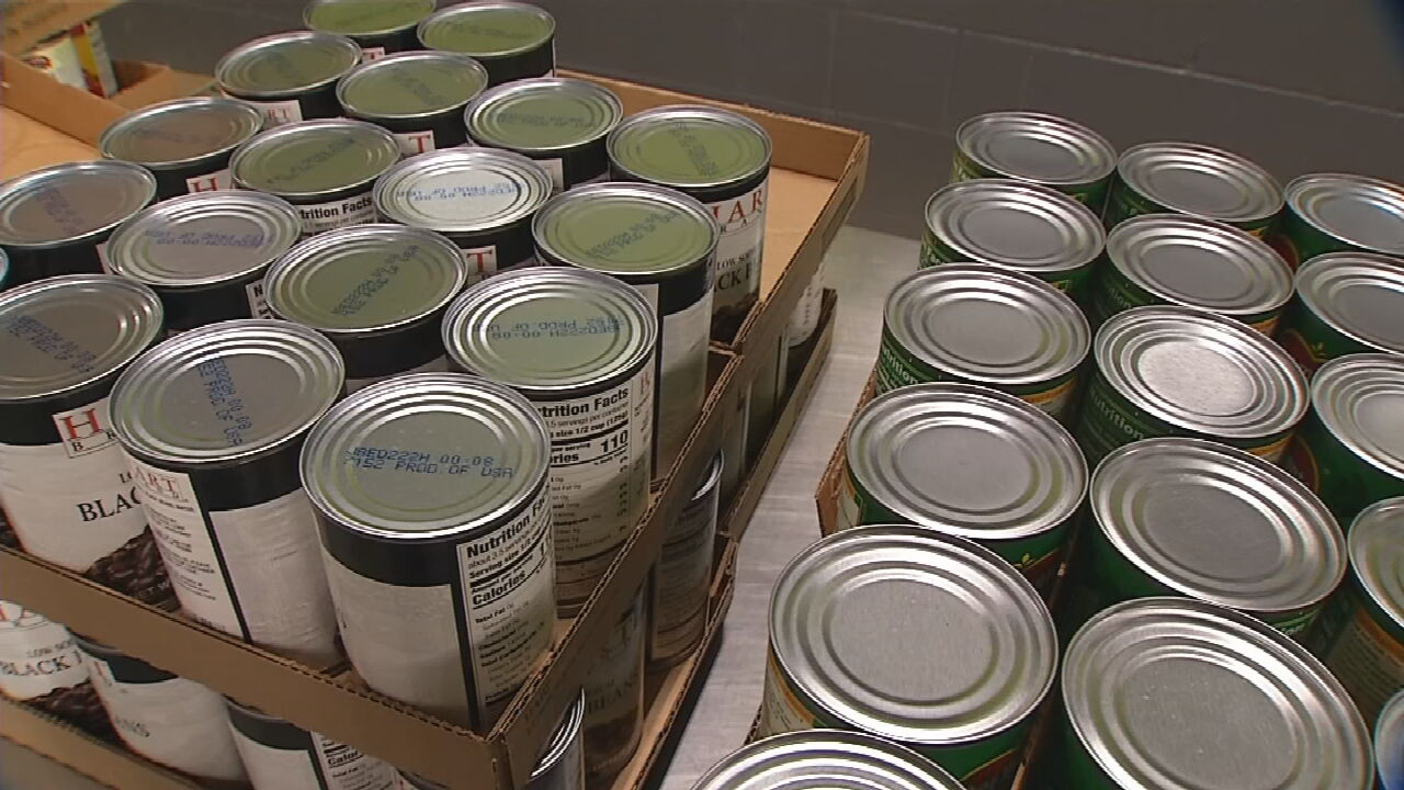 Community Food Bank Calls For Oklahomans To Help Out During Hunger Action Month