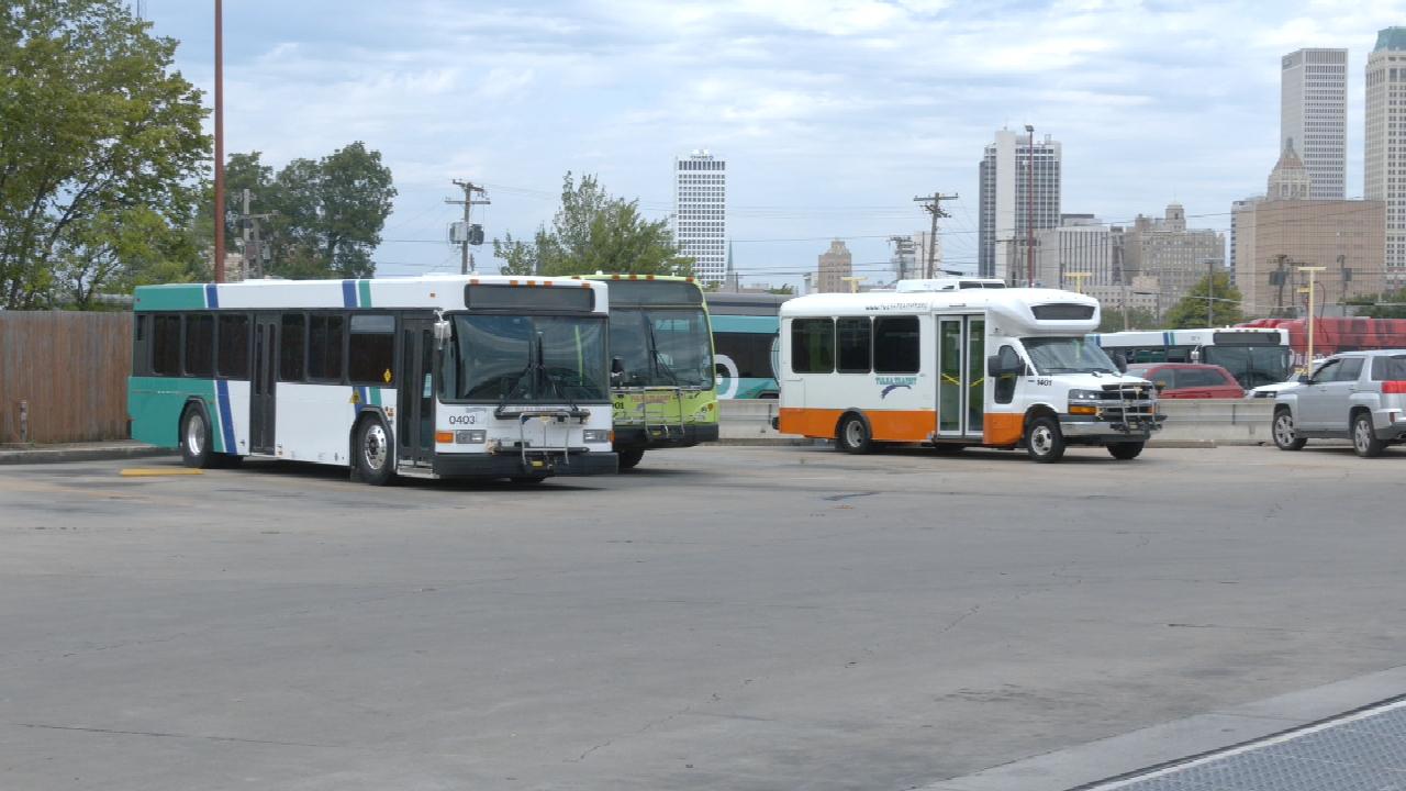 Tulsa Tulsa Transit Launches Turley Shuttle Service
