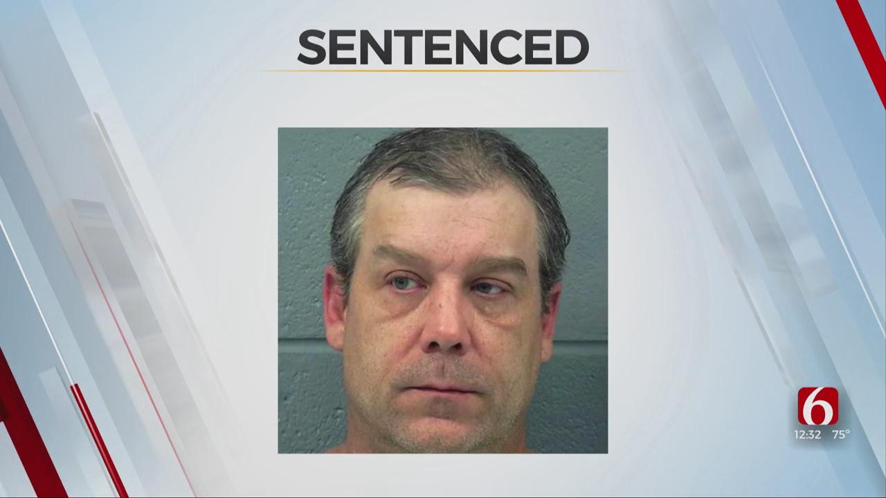 Claremore Man Sentenced In Child Pornography Case