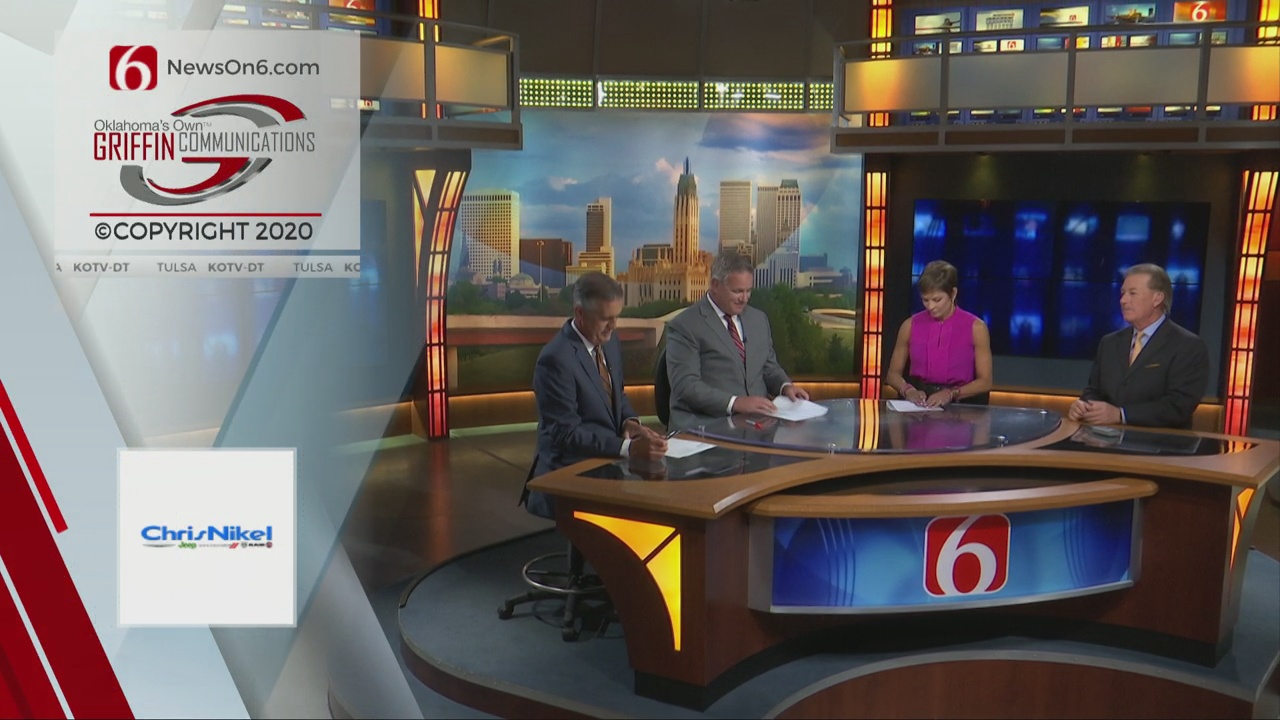 News On 6 6 p.m. Newscast (Sept. 1)