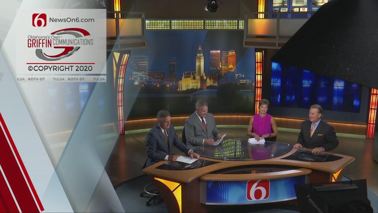 News On 6 10 p.m. Newscast (Sept. 1)