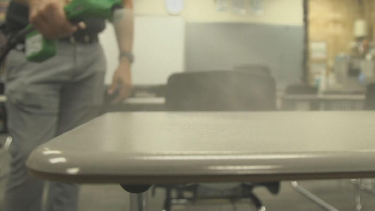 Oklahoma Department Of Education Clarifies Quarantine Vs. Isolation